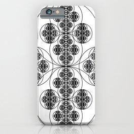 Circle Splendor 14 iPhone Case