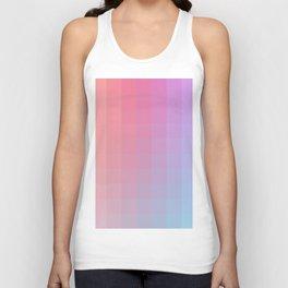 Lumen, Pink and Violet Glow Unisex Tank Top