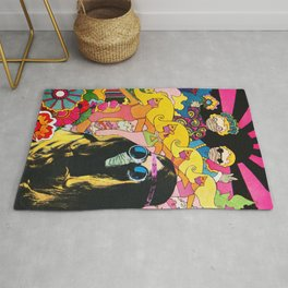 The Dawning of the New Normal Rug