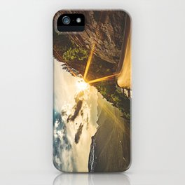Road-to-the-Sun iPhone Case
