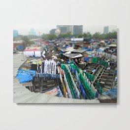 Air Dry Metal Print