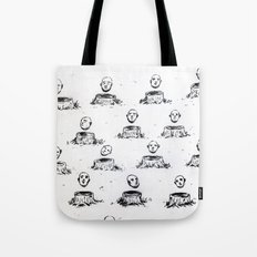 your forest of toughts Tote Bag