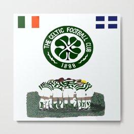 Celtic Football Club  Metal Print