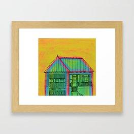 Home Art Journey 1.1 Framed Art Print