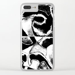 Psychosis #1 Clear iPhone Case