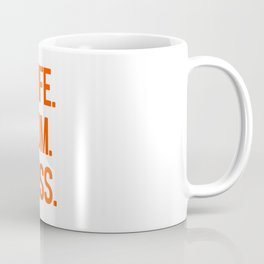 wife mom boss Coffee Mug