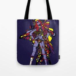 HATHOR ~ BLUE Tote Bag