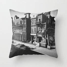 Inner Town - Cuba Havana Throw Pillow