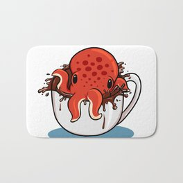Served with Octopus Bath Mat