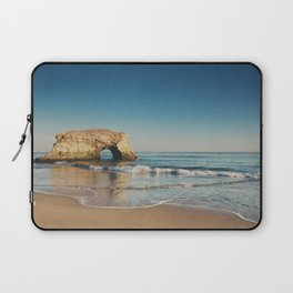 Natural Bridges State Beach ... Laptop Sleeve