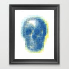 Beauty from inside Framed Art Print
