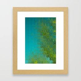 Half Past Framed Art Print