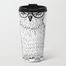 Wise Metal Travel Mug