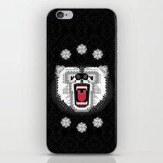 Polar Bear Geometric iPhone & iPod Skin