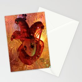 New Orleans Christmas Stationery Cards