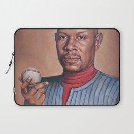 Captain Sisko - Portrait Painting Laptop Sleeve