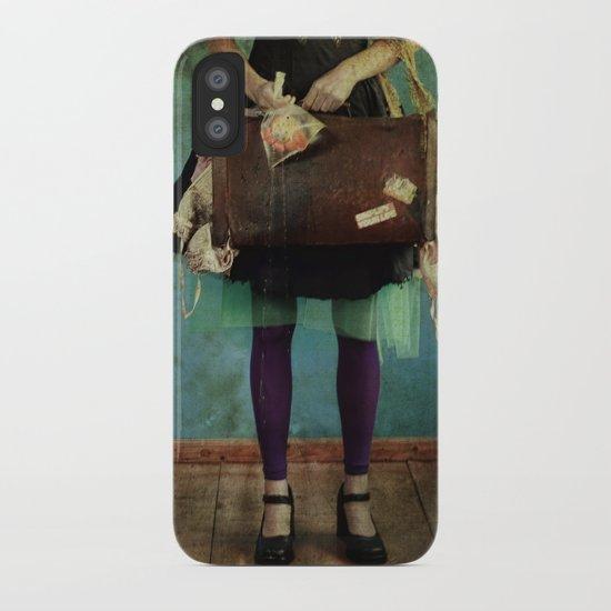 Fishy Stuff iPhone Case