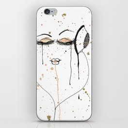 Out Of It iPhone Skin