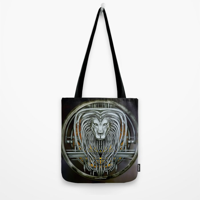 """Astrological Mechanism - Leo"" Tote Bag"