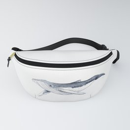 Baby humpback whale (Megaptera novaeangliae) Fanny Pack