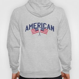 4th Of July Independence Day American Hoody