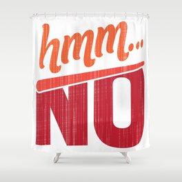 Hmm... no Shower Curtain