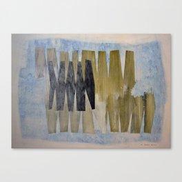 The Interruption Canvas Print