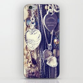 Open Your Heart iPhone Skin