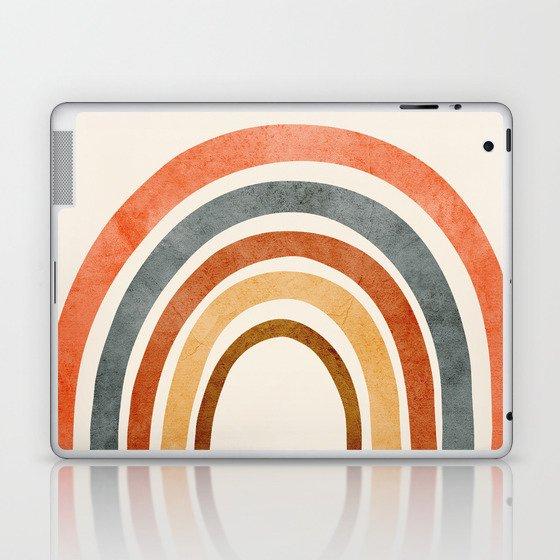 Abstract Rainbow 88 Laptop & iPad Skin