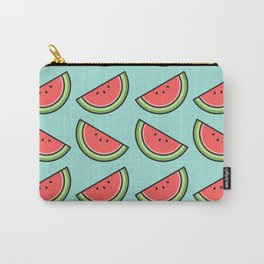 Watermelon Pattern Carry-All Pouch