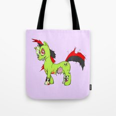 Friendship Is Deadly Tote Bag