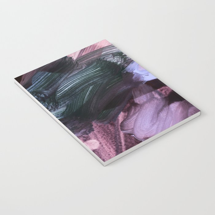 abstract painting VII Notebook