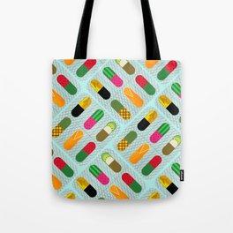 FruitPills Tote Bag
