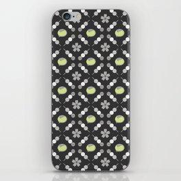 Hanami Nummies   Black Matcha iPhone Skin