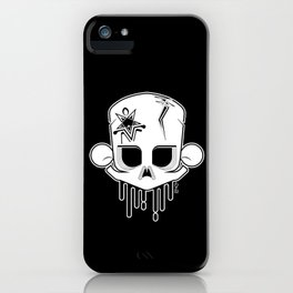 yeknomster iPhone Case