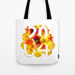 Flower 2004 Tote Bag