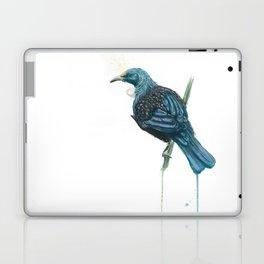 The Parson Bird aka Tui Laptop & iPad Skin