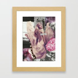 Cult Object Framed Art Print