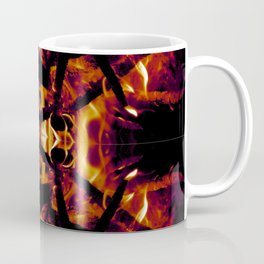 Eye of Fire Coffee Mug