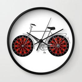 Pikado Bike I Wall Clock