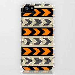 Turn right iPhone Case