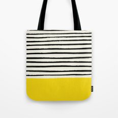 Sunshine x Stripes Tote Bag