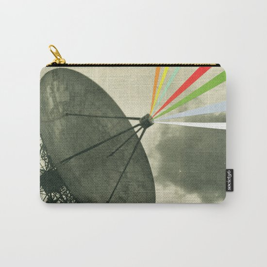 Earth Calling Carry-All Pouch