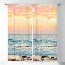 Honolulu Sunrise Blackout Curtain