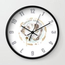 Mascot Clock Wall Clock
