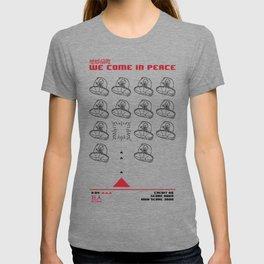 Abduction From Uranus T-shirt