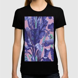 Banana Leaf love T-shirt