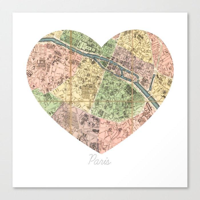 Paris decor paris map heart pink mint parisian dorm decor paris decor paris map heart pink mint parisian dorm decor gumiabroncs Image collections
