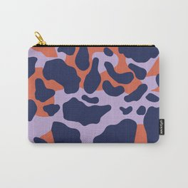 MODERN CAMOUFLAGE PATTERN Carry-All Pouch