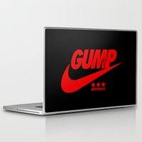 forrest gump Laptop & iPad Skins featuring Gump- JustDoIt III by IIIIHiveIIII